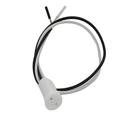 olcso Csatlakozók-G4 kerámia lámpa Világítástechnikai tartozék Kerámia Elektromos kábel