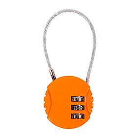 olcso Mechanical Locks-13321 Lakat cink ötvözet Jelszó kinyit mert Eszköztár Tornaterem Folyóirat Poggyász