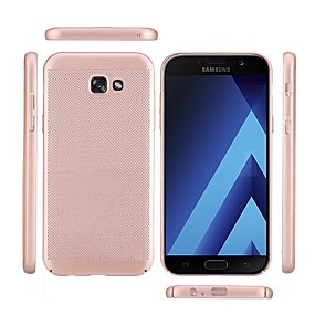 voordelige Galaxy A3(2016) Hoesjes / covers-hoesje Voor Samsung Galaxy A3 (2017) / A5 (2017) / A7 (2017) Mat Achterkant Effen Hard PC