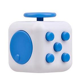 ieftine Jucării educaționale-Fidget Jucarii Fidget Cube Alină Stresul Jucarii Pătrat Cauciuc siliconat Bucăți Unisex Cadou