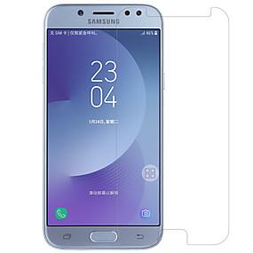 Недорогие Защитные пленки для Samsung-nillkin экран протектор samsung galaxy для j7 (2017) домашнее животное 1 шт защитник переднего экрана анти-отпечаток пальца царапины ультратонкое зеркало высокое