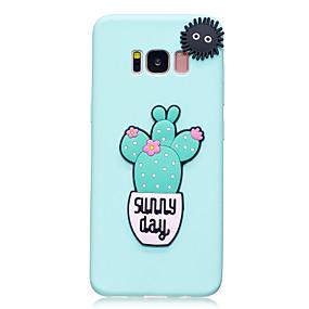 voordelige Galaxy S7 Hoesjes / covers-hoesje Voor Samsung Galaxy S8 Plus / S8 / S7 edge Patroon / DHZ Achterkant Woord / tekst Zacht TPU