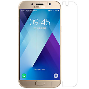 Недорогие Чехлы и кейсы для Galaxy A-Samsung GalaxyScreen ProtectorA3 (2017) Ультратонкий Защитная пленка для экрана 1 ед. PET