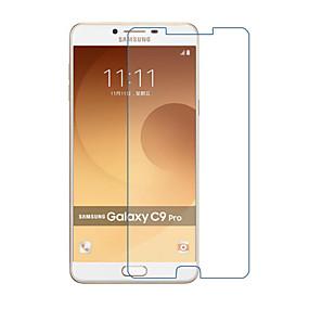 Недорогие Защитные пленки для Samsung-Samsung GalaxyScreen ProtectorC9 Pro HD Защитная пленка для экрана 1 ед. Закаленное стекло