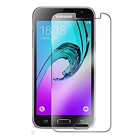 Недорогие Защитные пленки для Samsung-Samsung GalaxyScreen ProtectorJ3 HD Защитная пленка для экрана 1 ед. Закаленное стекло