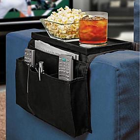 رخيصةأون تخزين وتنظيم-معلقة أريكة الجانب تخزين حقيبة الهواتف المحمولة حامل التحكم عن بعد تخزين حقيبة منظم الكرسي الأريكة تخزين الحقيبة