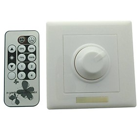 olcso Kapcsolók & Foglalatok-1db Tompítható / fényvezérlő Tompítókapcsoló Otthoni