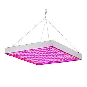 olcso Növényvilágítás-1db 50 W Növekvő izzólámpa 5292-6300 lm 1365 LED gyöngyök SMD 2835 Piros Kék 85-265 V / 1 db. / RoHs / FCC