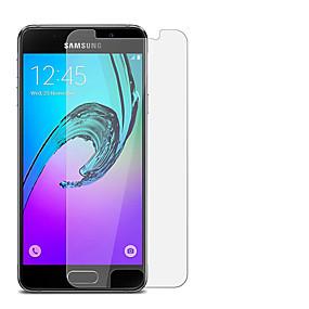 Недорогие Чехлы и кейсы для Galaxy A-Samsung GalaxyScreen ProtectorA3(2016) HD Защитная пленка для экрана 1 ед. Закаленное стекло
