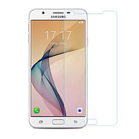 olcso Other Sorozat Samsung képernyővédők-Samsung GalaxyScreen ProtectorJ5 Prime High Definition (HD) Kijelzővédő fólia 1 db Edzett üveg