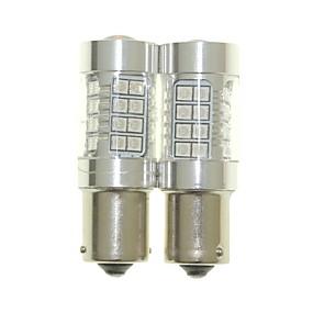 Недорогие Задние фонари-SENCART BAU15S Мотоцикл Лампы 36W SMD 3030 1500-1800lm Светодиодные лампы Задний свет