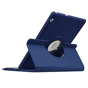Недорогие Чехол для планшета Huawei-Кейс для Назначение Huawei Huawei MediaPad T3 10(AGS-W09, AGS-L09, AGS-L03) Чехол Однотонный Твердый Кожа PU