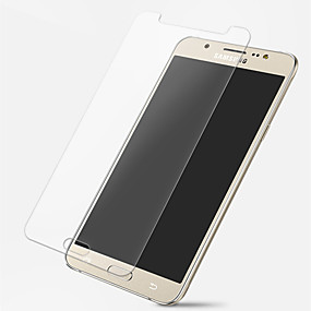 Недорогие Защитные пленки для Samsung-Samsung GalaxyScreen ProtectorJ5 (2016) HD Защитная пленка для экрана 1 ед. Закаленное стекло