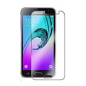 Недорогие Защитные пленки для Samsung-Samsung GalaxyScreen ProtectorJ3 (2016) HD Защитная пленка для экрана 1 ед. Закаленное стекло