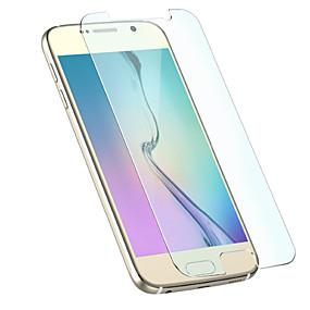Недорогие Чехлы и кейсы для Galaxy S-Samsung GalaxyScreen ProtectorS6 HD Защитная пленка для экрана 1 ед. Закаленное стекло