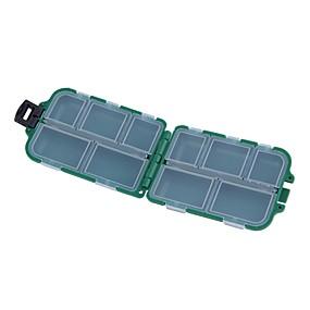"olcso Horgászdobozok-Horgászdoboz Horgászdoboz Vízálló Műanyag 9.5 cm*2 2/5"" (6 cm)*3 cm"
