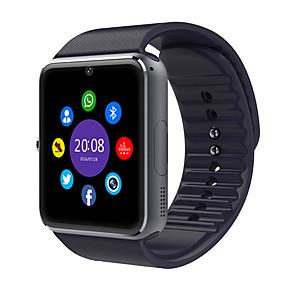 Недорогие Smart Watch Phone-Smart Watch BT Поддержка фитнес-трекер уведомлять и совместить монитор сердечного ритма Samsung / Android Phoens / Iphone