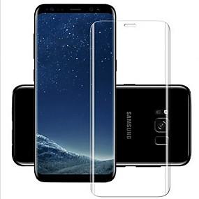 Недорогие Чехлы и кейсы для Galaxy Note-Samsung GalaxyScreen ProtectorNote 8 HD Защитная пленка для экрана 1 ед. Закаленное стекло
