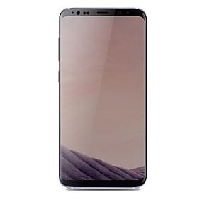Недорогие Чехлы и кейсы для Galaxy S-Samsung GalaxyScreen ProtectorS8 Против отпечатков пальцев Защитная пленка для экрана 1 ед. Закаленное стекло