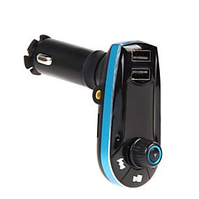 voordelige Auto-elektronica-bt618c V2.1 Bluetooth Auto Kit Met Speaker Music / FM Zenders / Mp3-Speler Automatisch