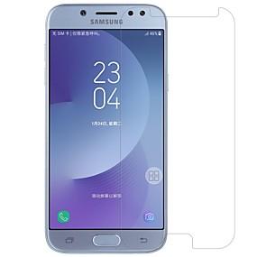 Недорогие Защитные пленки для Samsung-Samsung GalaxyScreen ProtectorJ5 (2017) Ультратонкий Защитная пленка для экрана 1 ед. PET
