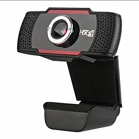 olcso Webkamerák-hxsj s20 0,3 megapixeles hd kamera webkamera mikrofonnal