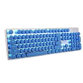 olcso Egér & Billentyűzetek-billentyűzetkulcs 104 dupla shot injektálás háttérvilágítású billentyűzet minden játék mechanikus kapcsoló billentyűzetek a kulcs húzó