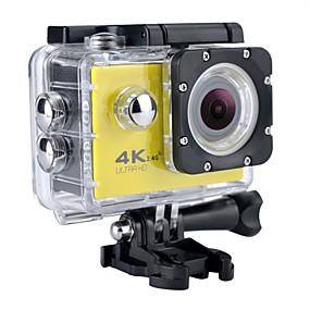 olcso Sportkamerák és GoPro tartozékok-SJ7000 / H9K Akciókamera / Sport kamera GoPro videonapló Vízálló / Wifi / 4K 32 GB 60fps / 30 fps (képkocka per másodperc) / 24fps 12 mp Nem 2592 x 1944 Pixel / 3264 x 2448 Pixel / 2048 x 1536 Pixel