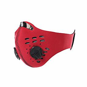 ieftine Sănătate & Înfrumusețare-Mască sport Face Mask Ciclism Bicicletă / Ciclism Rosu Albastru Negru Neopren pentru Bărbați Pentru femei Adulți Bicicletă montană Backcountry Motocicletă Ciclism recreațional / Ciclism montan