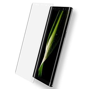 Недорогие Чехлы и кейсы для Galaxy Note-asling экран протектор галактики samsung для примечания 8 домашнее животное 1 шт полный защитный экран для экрана 3D изогнутый край царапина доказательство ультра тонкий взрыв доказательство