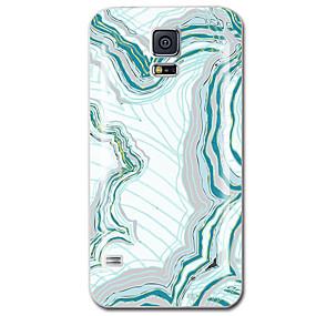voordelige Galaxy S6 Edge Plus Hoesjes / covers-hoesje Voor Samsung Galaxy S8 Plus S8 Transparant Patroon Achterkantje Marmer Zacht TPU voor S8 S8 Plus S7 edge S7 S6 edge plus S6 edge