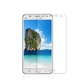 Недорогие Защитные пленки для Samsung-Защитная плёнка для экрана для Samsung Galaxy J5 (2016) Закаленное стекло 1 ед. Взрывозащищенный