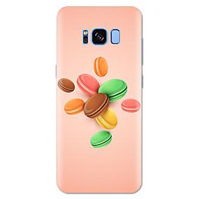 voordelige Galaxy S6 Edge Plus Hoesjes / covers-hoesje Voor Samsung Galaxy S8 Plus / S8 / S7 edge Patroon Achterkant Voedsel Zacht TPU