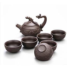 رخيصةأون المطبخ و السفرة-خزفي الدليل 1PC مصفاة الشاي / هدية / يوميا
