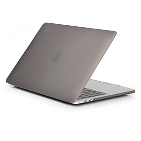 "cheap MacBook Pro 15"" Cases-MacBook Case Frosted Solid Colored Polycarbonate for New MacBook Pro 15-inch / New MacBook Pro 13-inch / Macbook Pro 15-inch"