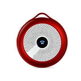 olcso Hangszórók-NOGO F1 Szabadtéri Bluetooth hangszóró Multifunkcionállis Kéz nélküli hívások Könnyű és kényelmes Fiatalság Bluetooth 4.0 Micro USB 3.5mm