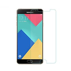 Недорогие Чехлы и кейсы для Galaxy A-Samsung GalaxyScreen ProtectorA5(2016) HD Защитная пленка для экрана 1 ед. Закаленное стекло