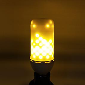 povoljno LED klipaste žarulje-BRELONG® 1pc 5 W LED klipaste žarulje 700 lm E26 / E27 99 LED zrnca SMD 2835 Toplo bijelo 85-265 V