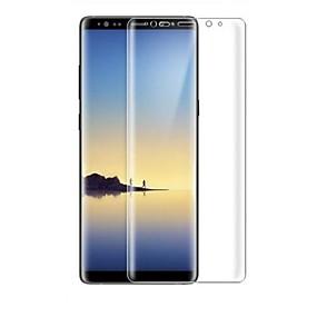 Недорогие Чехлы и кейсы для Galaxy Note-Samsung GalaxyScreen ProtectorNote 8 HD Защитная пленка 1 ед. Закаленное стекло