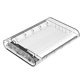 povoljno Kučišta za tvrde diskove-ORICO USB 3.0 do SATA 3.0 Kućište vanjskog tvrdog diska LED indikator / Plug and play / Instalacija bez alata 12000 GB 3139U3-CR
