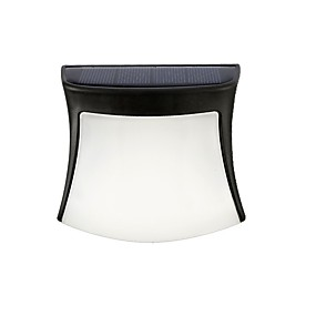 Χαμηλού Κόστους Ηλιακά φώτα LED-1pc 2 W Ηλιακά Φώτα LED Φωτισμός LED Ιδιωτική / Εμπορική / Για Υπαίθρια Χρήση 3 LED χάντρες