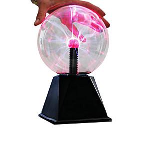 """povoljno Igračke i razonoda-6"""" LED osvijetljenje Plazma loptice Poučna igračka sa senzorom zvuka Velika veličina Dječji Dječaci Djevojčice Igračke za kućne ljubimce Poklon 1 pcs"""