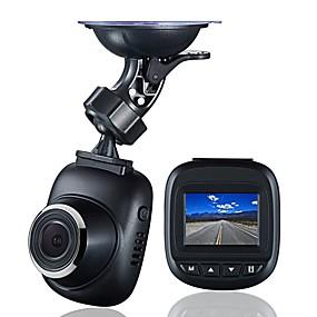 voordelige Auto DVR's-1080p Auto DVR 150 graden Wijde hoek CMOS 1.5 inch(es) TFT Dash Cam met Nacht Zicht / G-Sensor / Parkeermodus Neen Autorecorder / Bewegingsdetectie / WDR / Ingebouwde Microfoon / Witbalans