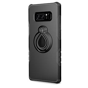 Недорогие Чехлы и кейсы для Galaxy Note 8-Кейс для Назначение SSamsung Galaxy Note 8 Бумажник для карт / Защита от удара / со стендом Кейс на заднюю панель броня Твердый ПК
