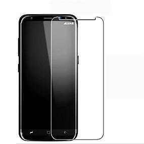 Недорогие Чехлы и кейсы для Galaxy S-Samsung GalaxyScreen ProtectorS8 Plus HD Защитная пленка для экрана 1 ед. PET