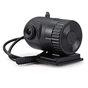voordelige Auto DVR's-848 x 480 / 720p / 640 x 480 Auto DVR 140 graden Wijde hoek Geen Screen (output door APP) Dash Cam met Parkeermodus Neen Autorecorder / 1280 x 720 / 1440 x 1080 / 1920 x 1080