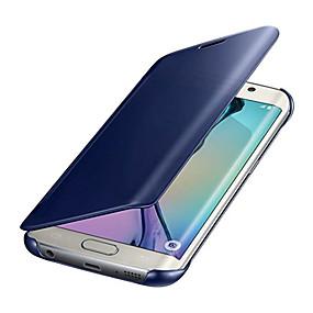 voordelige Galaxy A3(2016) Hoesjes / covers-hoesje Voor Samsung Galaxy A3 (2017) / A5 (2017) / A7 (2017) Beplating / Spiegel Volledig hoesje Effen Hard PC
