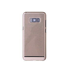 voordelige Galaxy S7 Edge Hoesjes / covers-hoesje Voor Samsung Galaxy S8 Plus / S8 / S7 edge Ultradun Achterkant Effen Hard PC