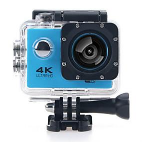 olcso Sportkamerák és GoPro tartozékok-SJ7000/H9K Akciókamera / Sport kamera GoPro Szabadtéri felfrissülés videonapló Vízálló / Wifi / 4K 32 GB 60fps / 30 fps (képkocka per másodperc) / 24fps 12 mp Nem 2592 x 1944 Pixel / 3264 x 2448