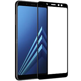 tanie Folie ochronne do Samsunga-Ochraniacz ekranu nillkin do Samsung Galaxy A8 + 2018 szkło hartowane 1 szt. Ochraniacz ekranu Full Body HD (hd) / 9h twardość / przeciwwybuchowość